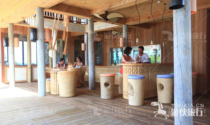 马尔代夫餐厅