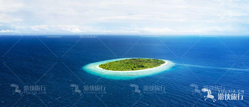 马尔代夫岛屿
