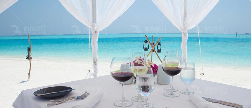 马尔代夫笛谷岛