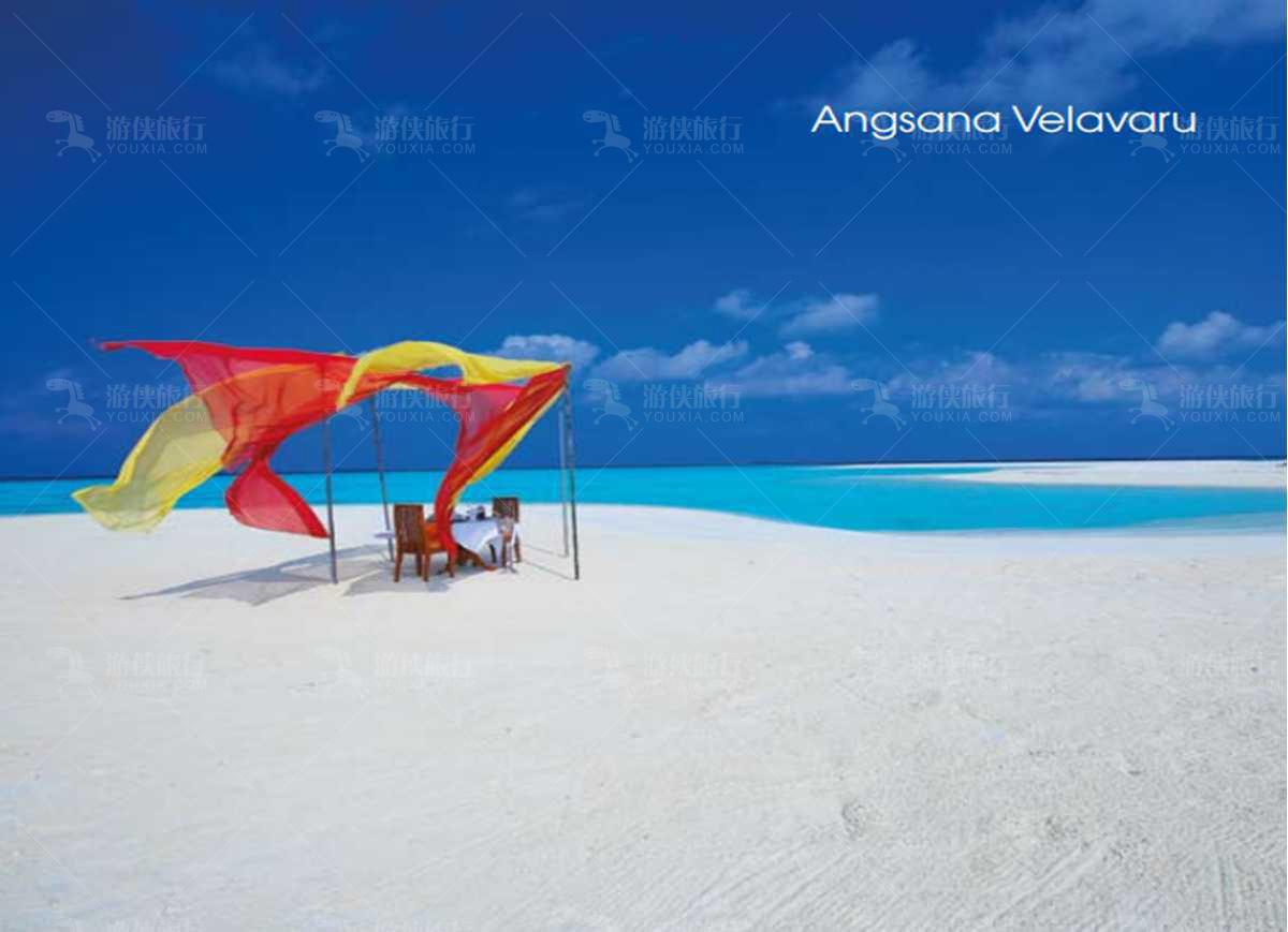 马尔代夫海龟岛
