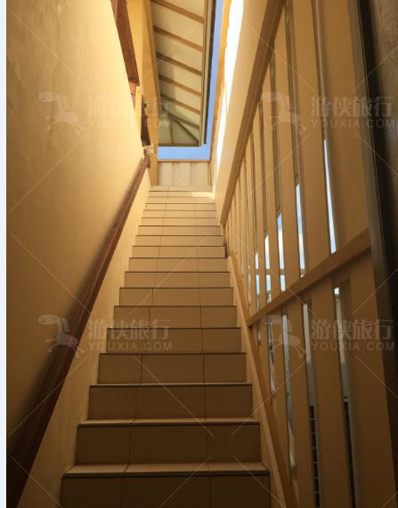 海龟岛楼梯