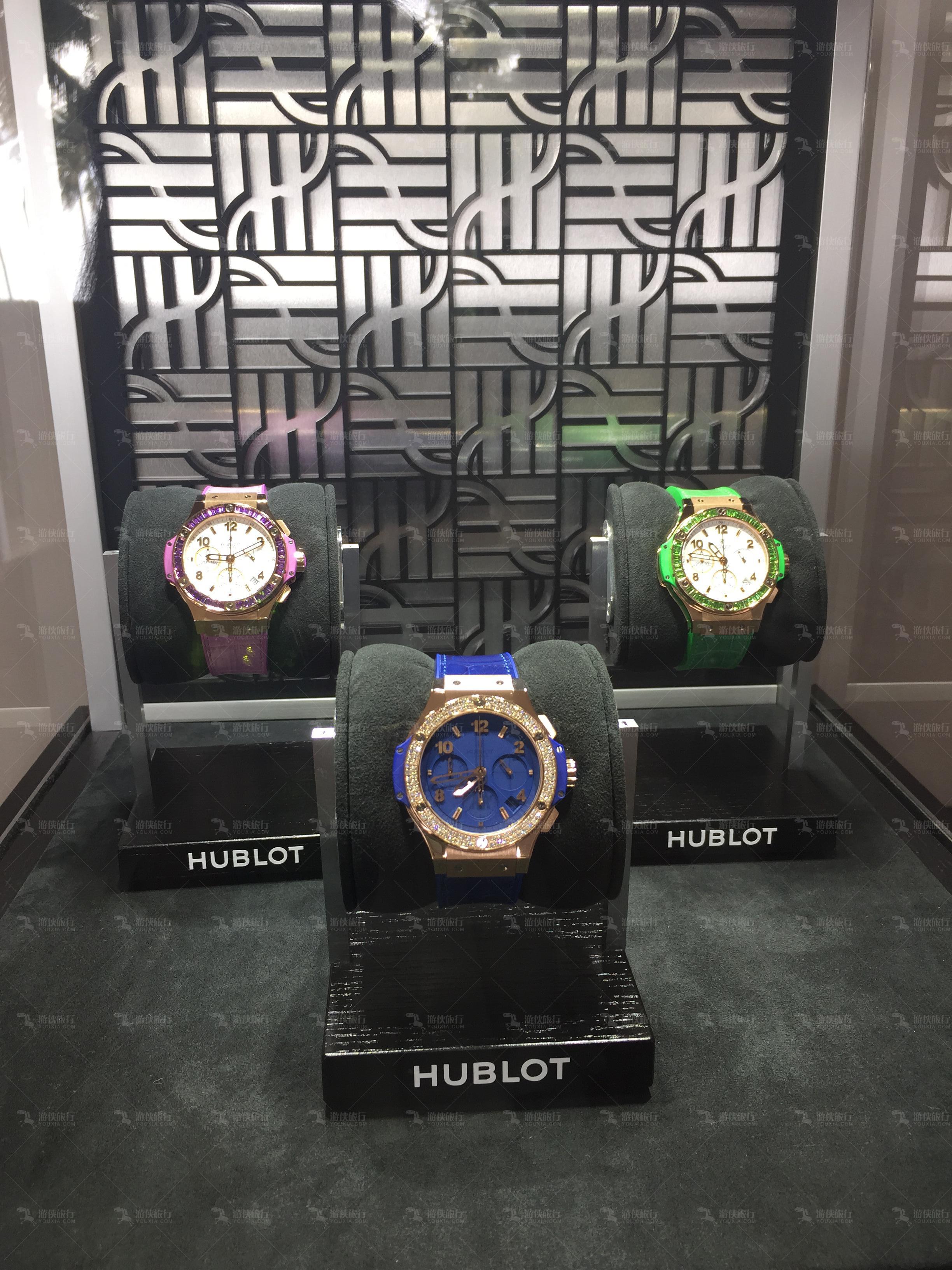 手表展示台