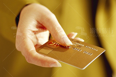 VISA、MASTER等国际信用卡
