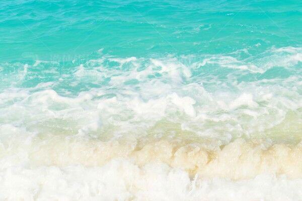 马尔代夫碧蓝海水