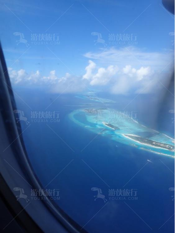途径的小岛