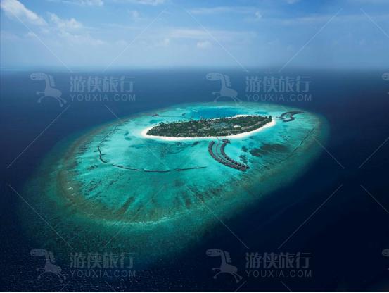 世界上最大的暗礁之一