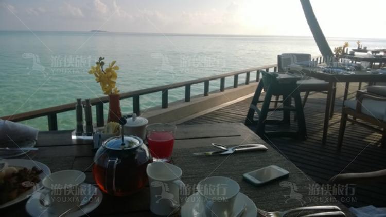 主餐厅的早餐