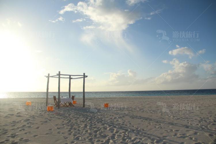 主沙滩晚餐