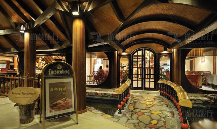 日式餐厅—Fukuya铁板烧餐厅