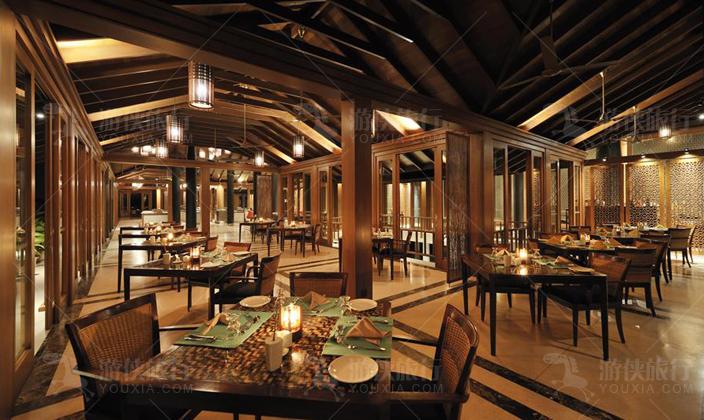 蓝色泻湖餐厅