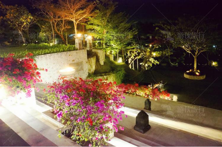 Anantara的夜晚