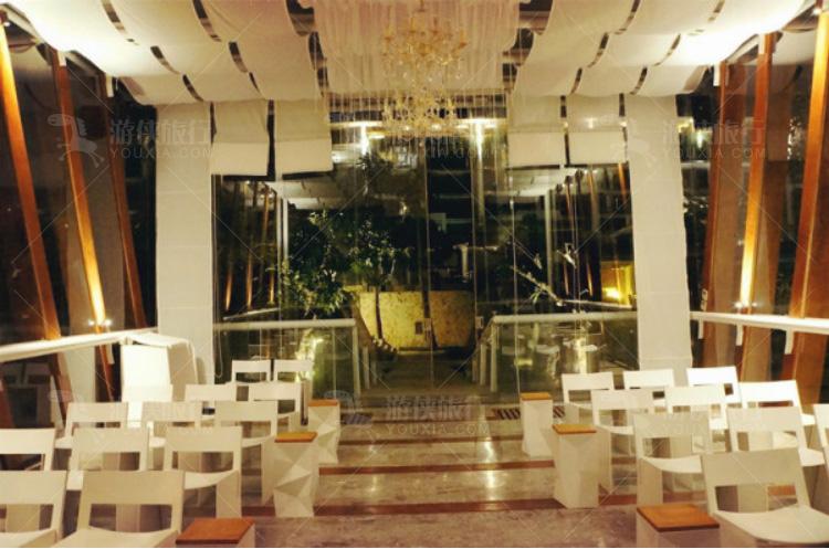 Anantara的玻璃教堂