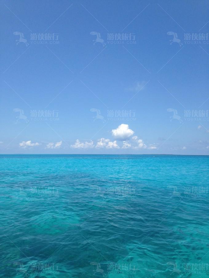 令人无限向往的蓝色天堂