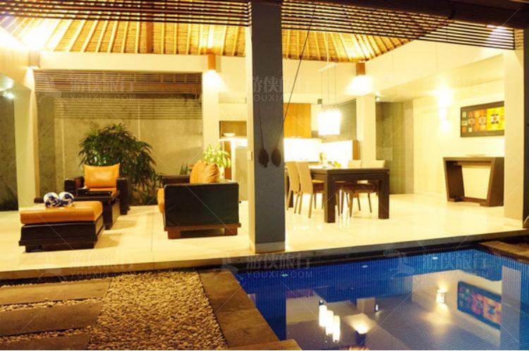 200多平米的villa