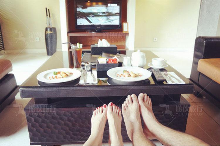 酒店下午茶