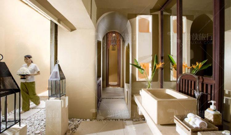 乌布皇家酒店spa