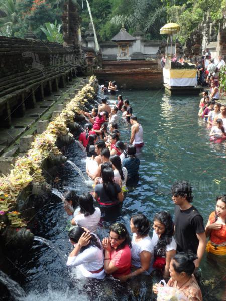 圣泉寺的泉水