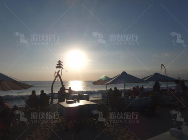 酒店拥有私人海滩