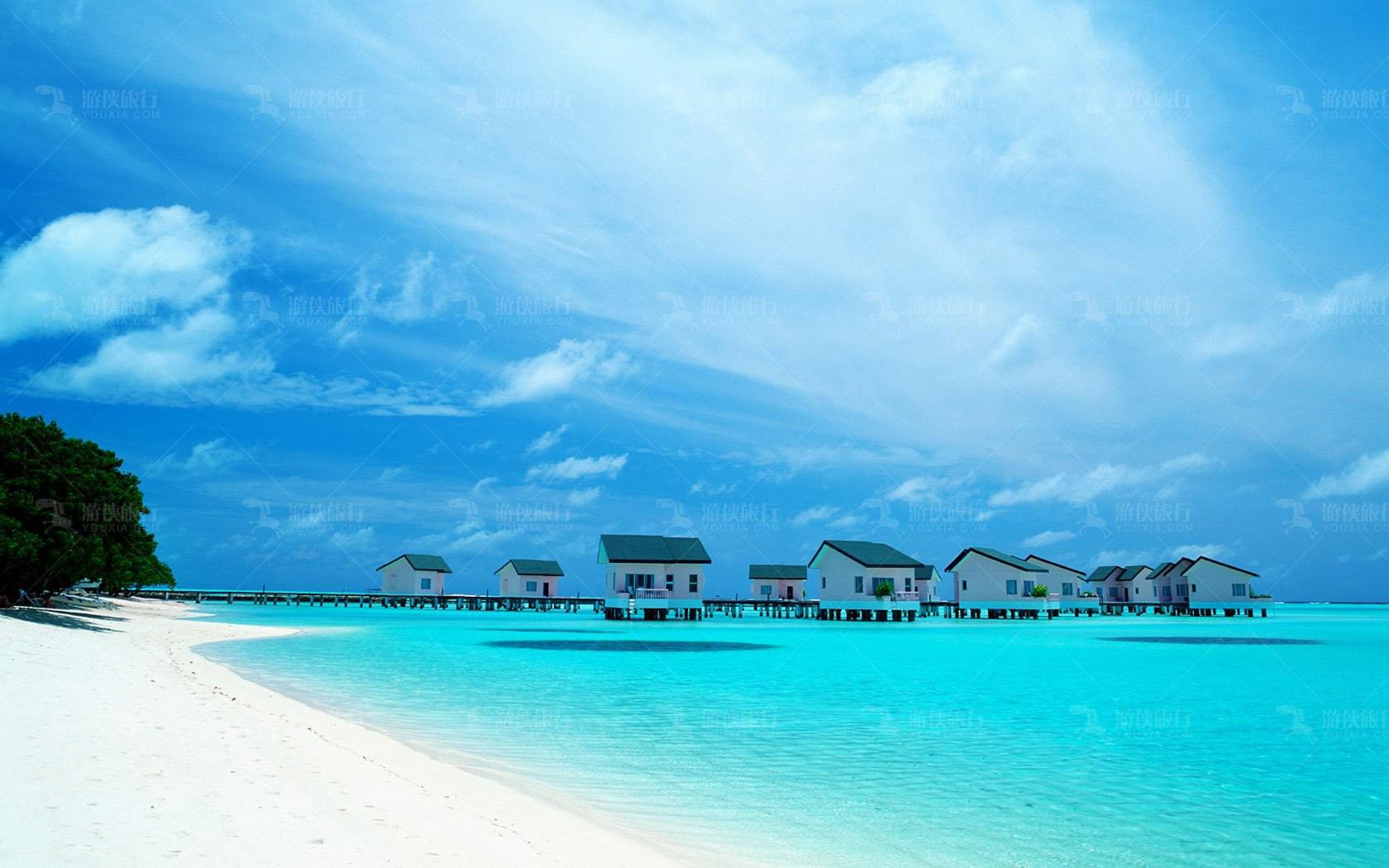 古典纯朴型——天堂岛