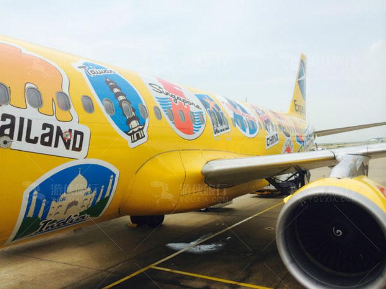 ,亚航这架A320