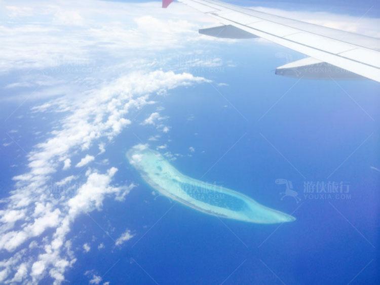 类似马尔代夫的岛屿