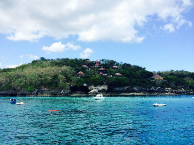 海边的度假村