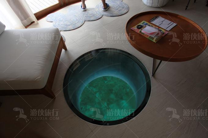 圆形是W酒店的设计主打