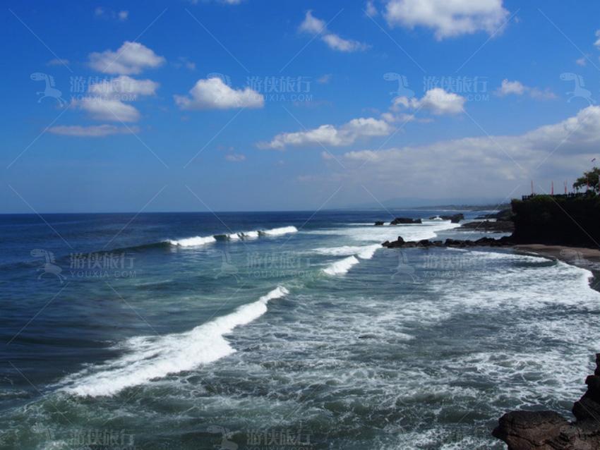 一望无际的印度洋