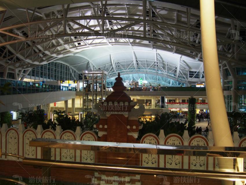 巴厘岛登巴萨国际机场