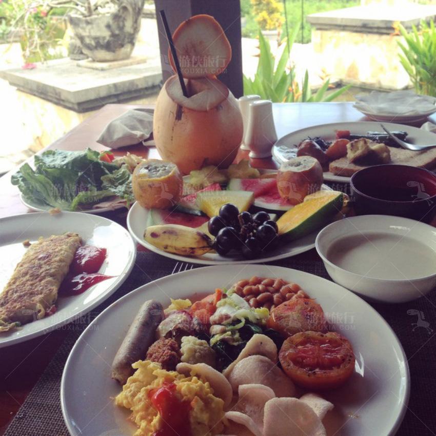 阿雅娜的早餐