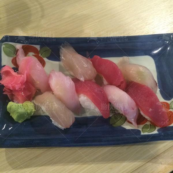 单人份寿司