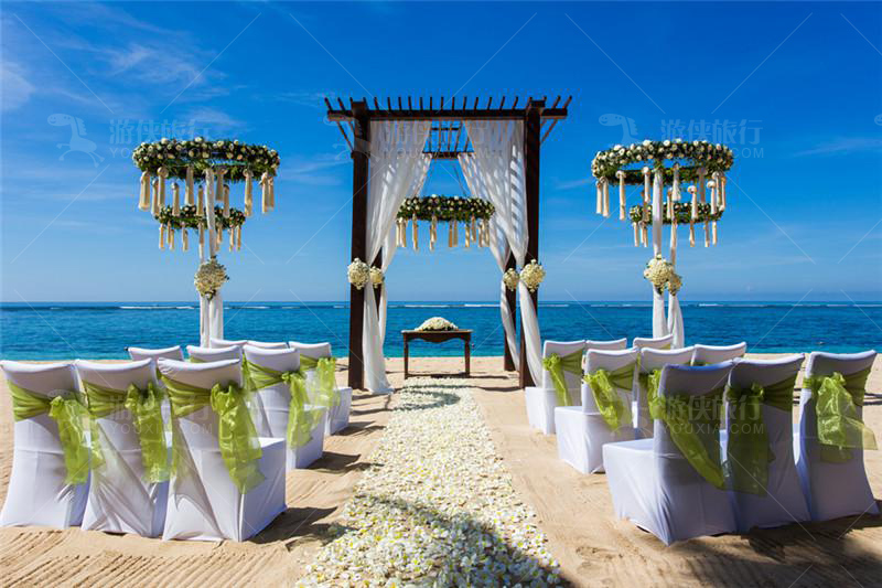 Anantara浪漫海滩婚礼