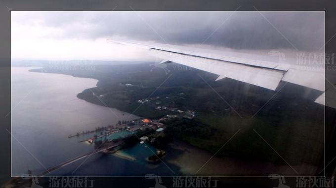 帕劳的陆地