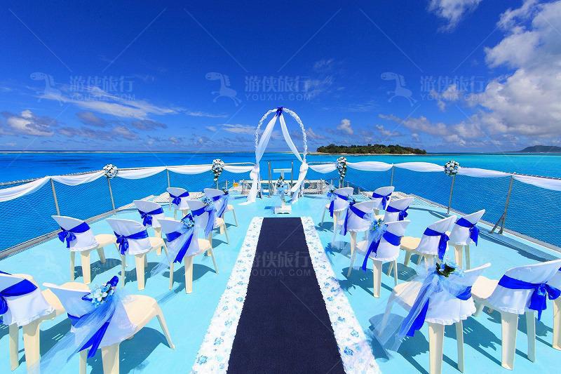 Anantara游艇婚礼