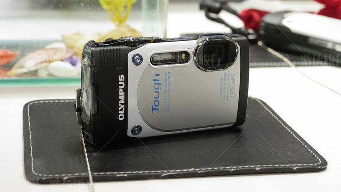 奥利巴斯水下相机tg850