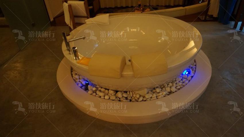 超大双人浴缸