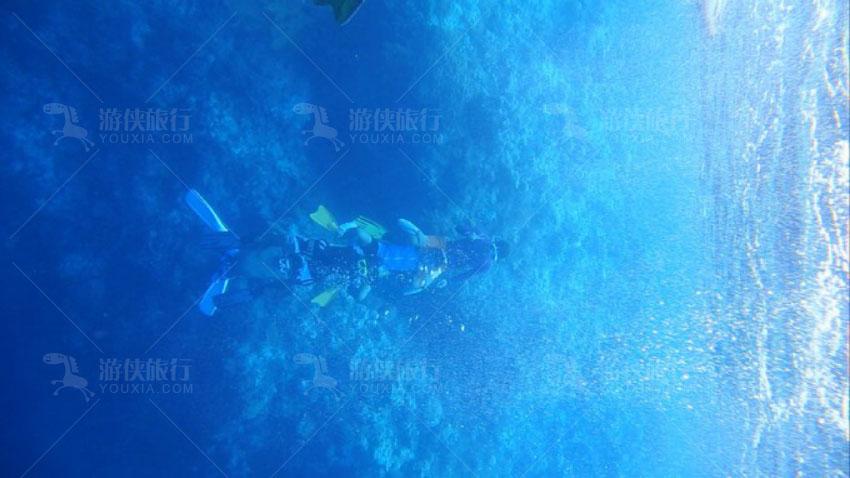 海底大断层
