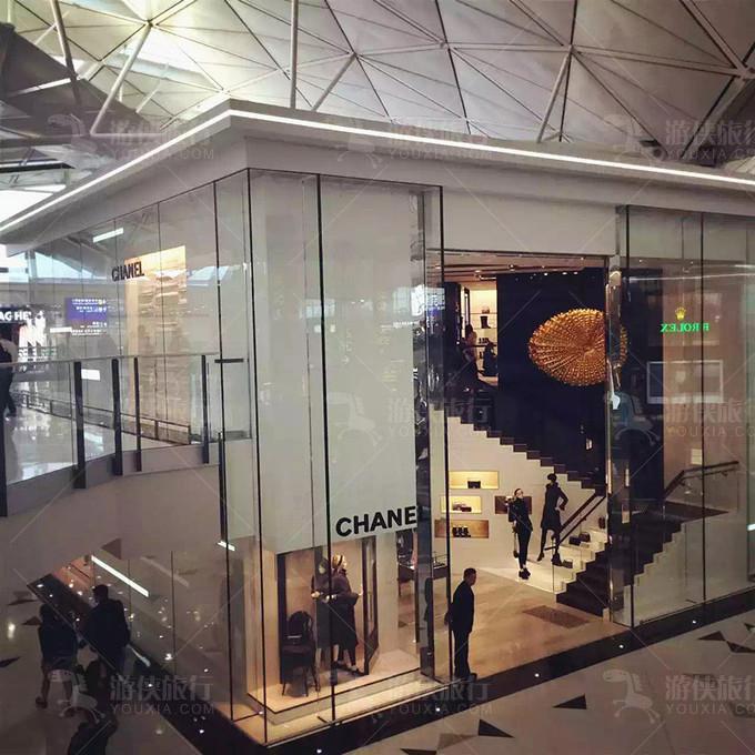 香港T1航站楼