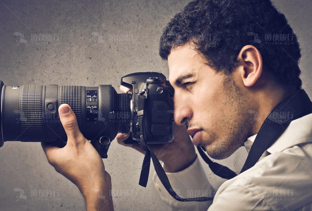 团队摄影师