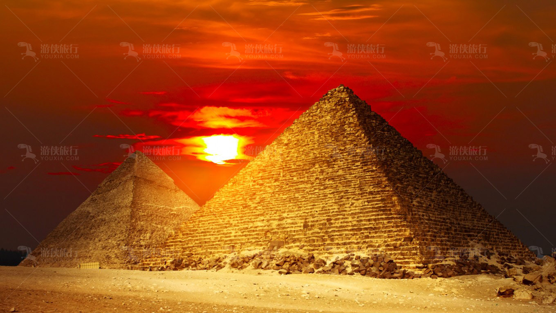 埃及神秘的金字塔