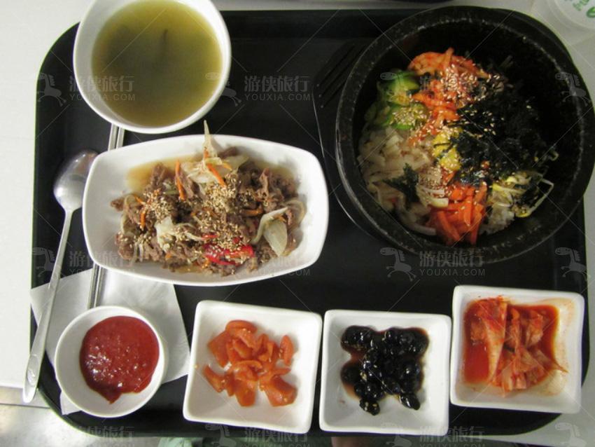 天津到首尔是冷餐