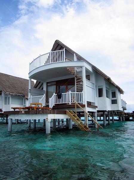 水屋与浮潜环境品质兼备