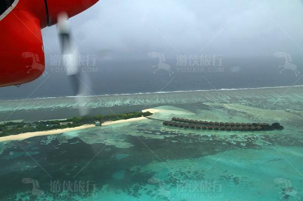 愿化成马尔代夫的海风
