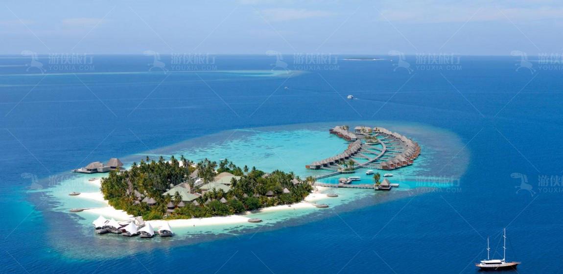 喜达屋在马尔代夫的荣耀之作