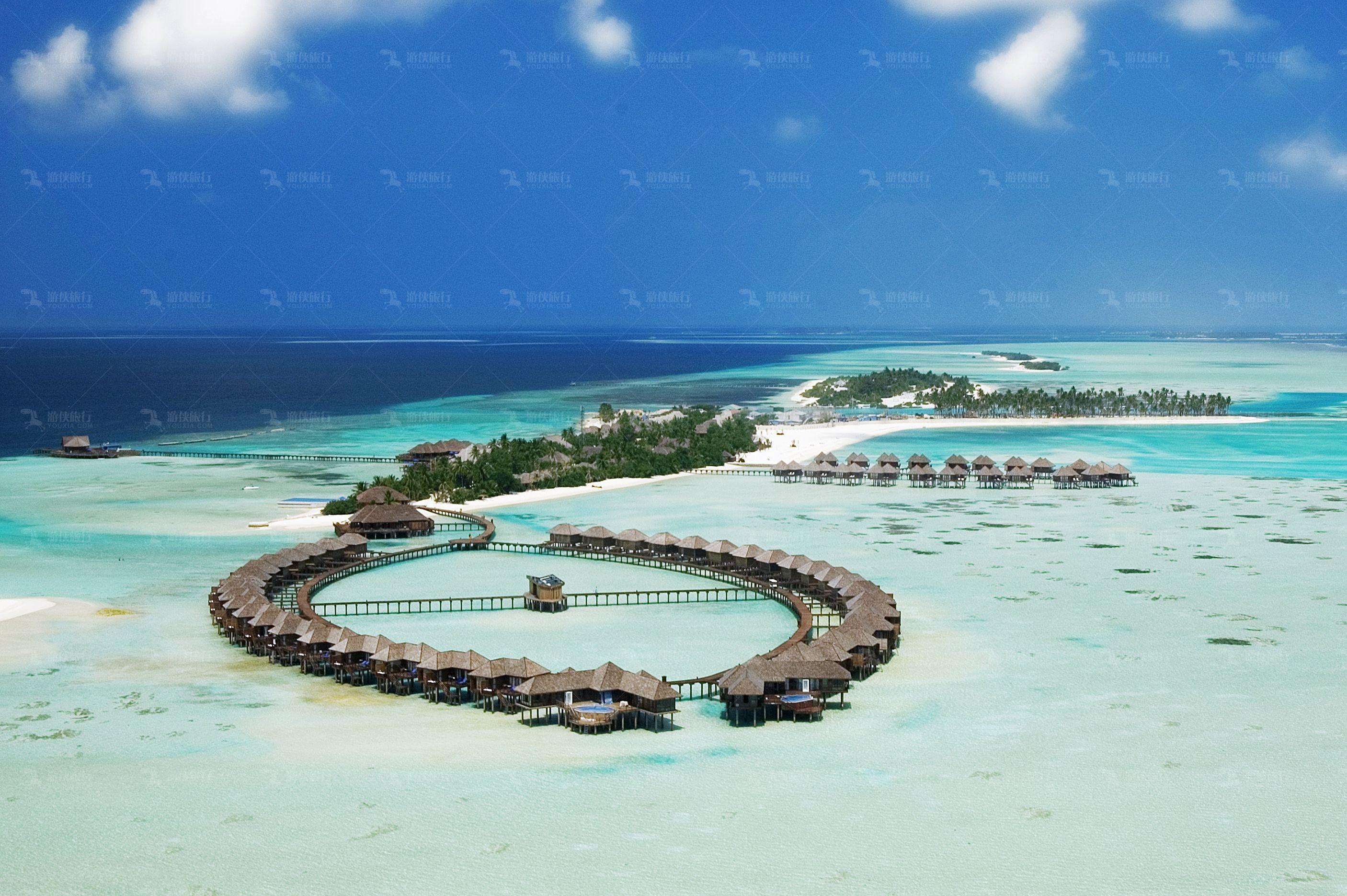 马尔代夫度假天堂
