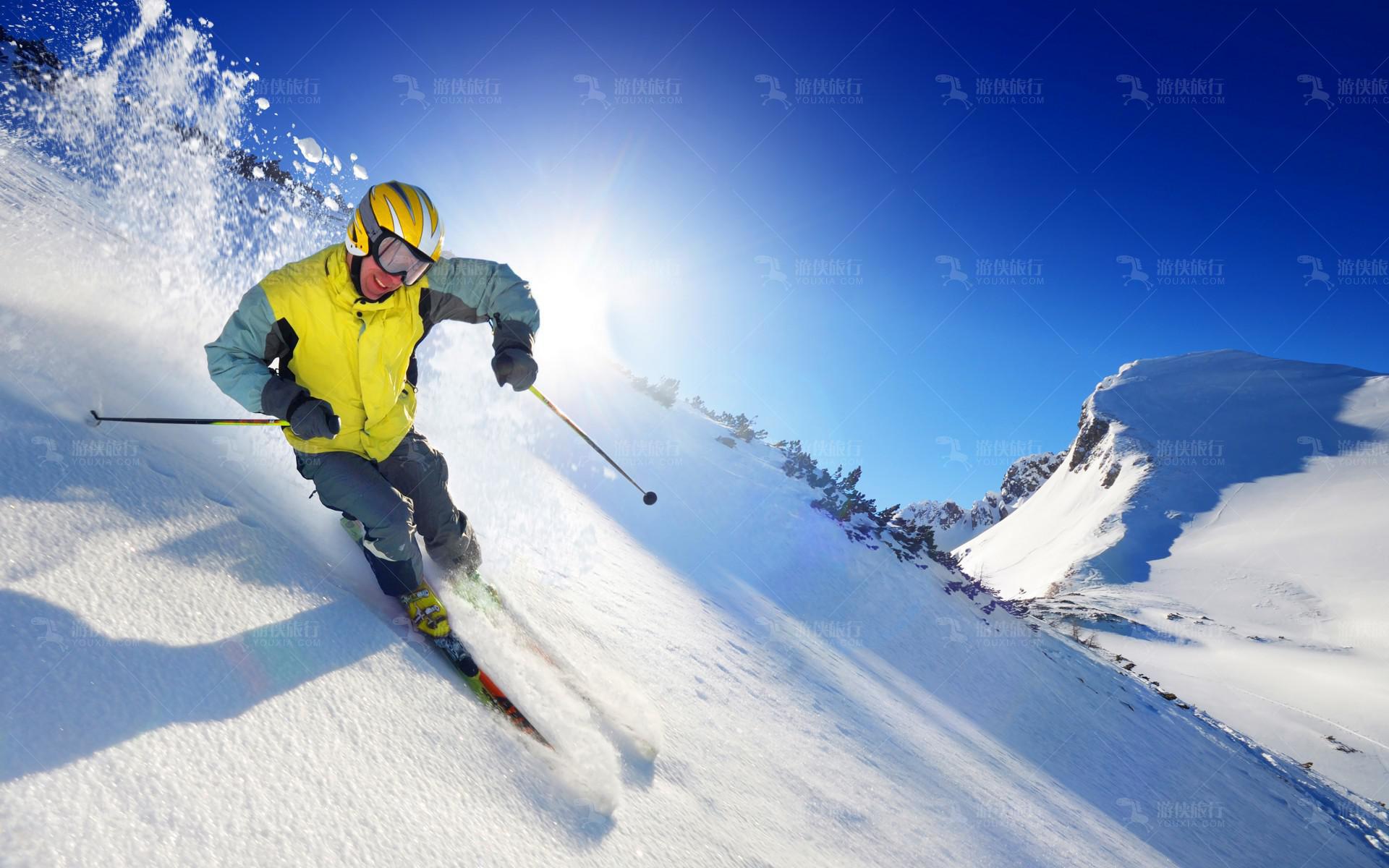 挪威奥斯陆滑雪场