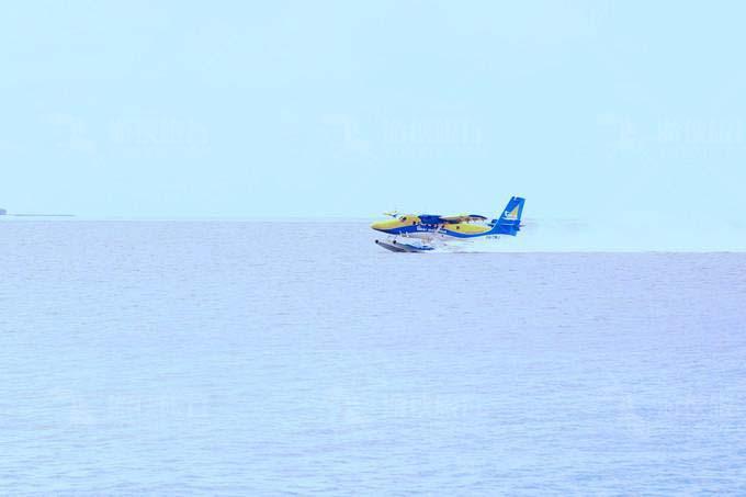 水上飞机的停泊码头