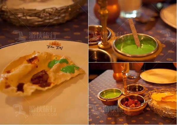 The Taj印式美味