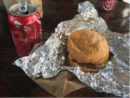 帕劳最有名的汉堡店