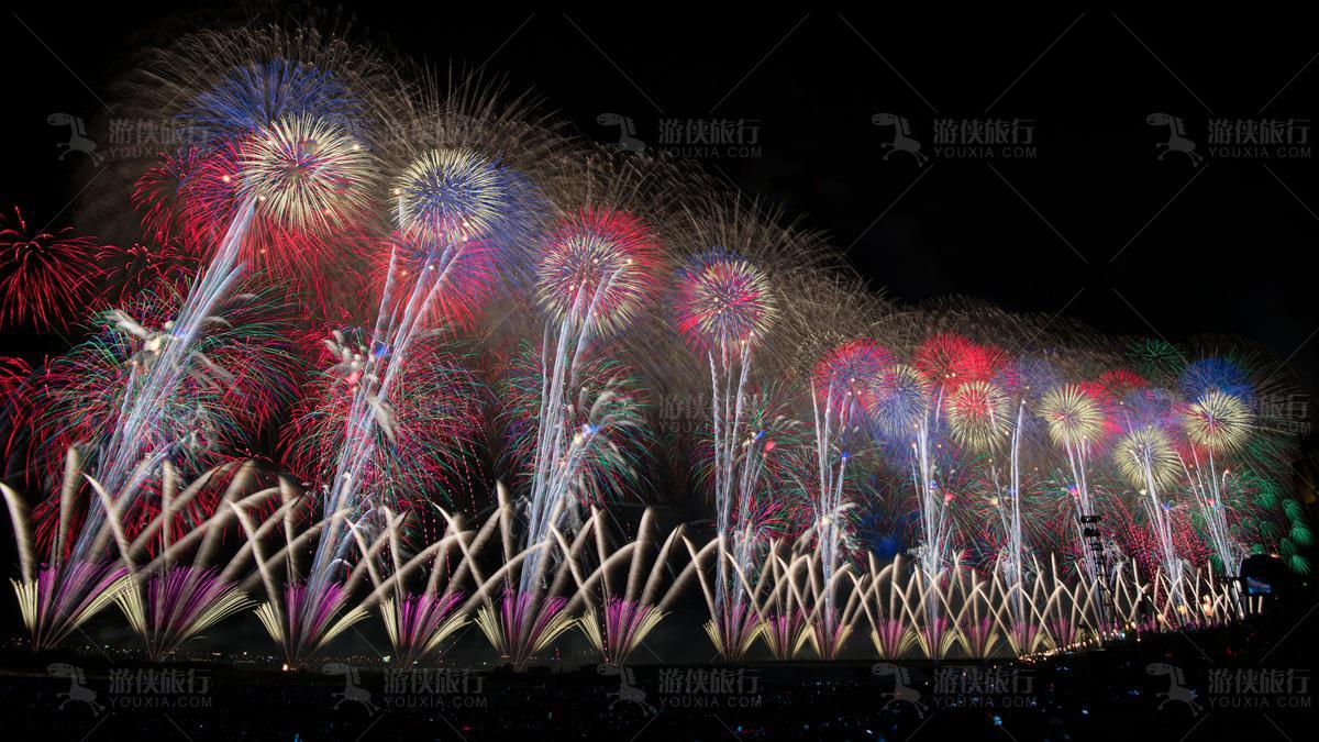 涩谷跨年狂欢